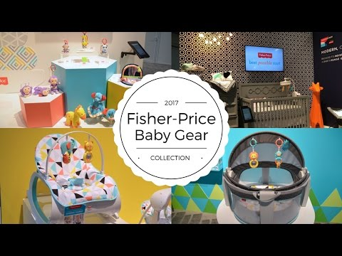 NEW! Fisher-Price 2017 Baby Gear Preview - ABC Kids 2016