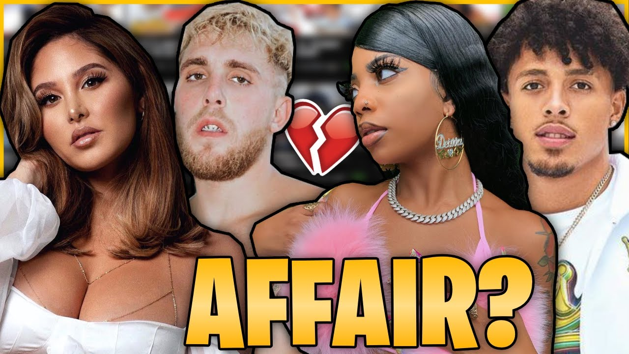Catherine Mcbroom CHEATED on AUSTIN with Jake Paul!? & MORE TEA Wit the ace family