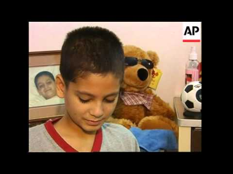 Latest On Iraqi Boy Who Lost Both Arms In Conflict