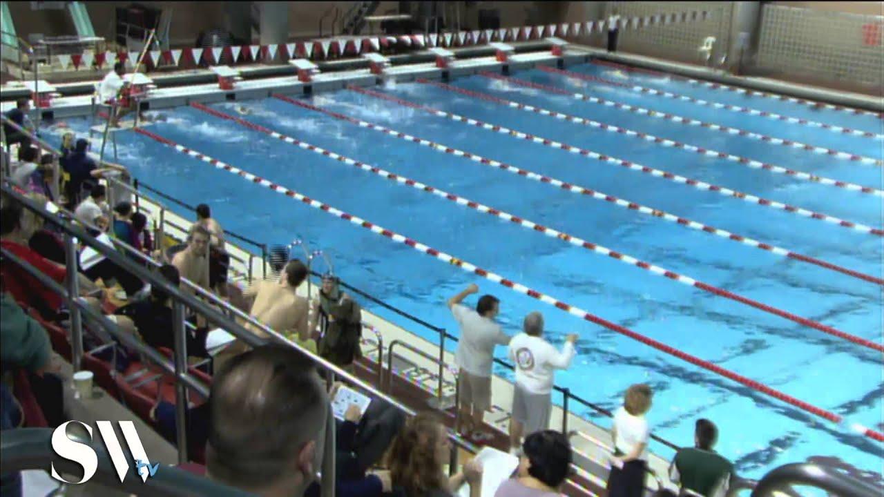 Women's 100 Meter Freestyle Prelims Heat 8 - YouTube