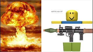 Tells a little about the game and plays:D [Roblox Demolition Crew