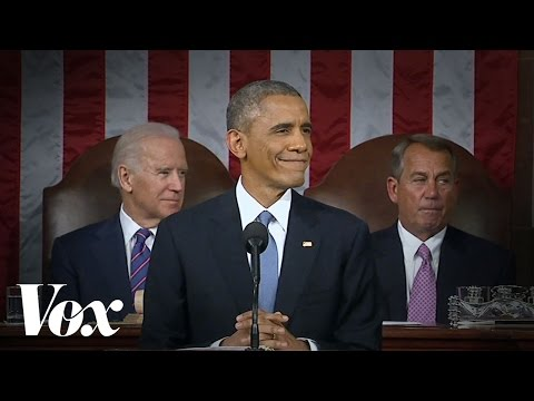 Obama's 2015 State of the Union, in 4 minutes