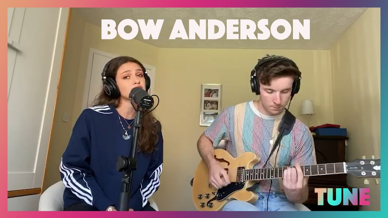 Bow Anderson | Sweater | TUNE