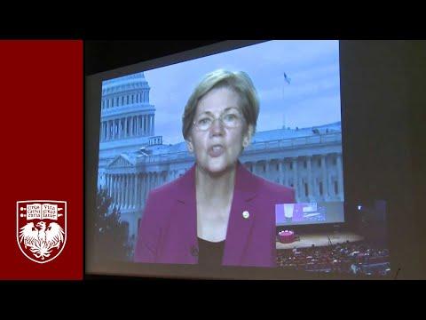 Making Government Work: Senator Elizabeth Warren Speaks and UChicago Students React