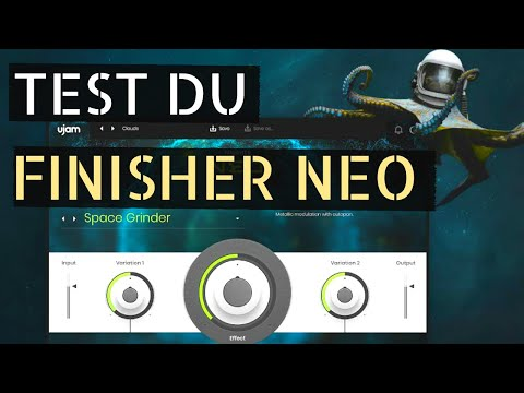 REVIEW UJAM FINISHER NEO ?