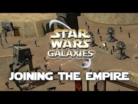 Revisiting Star Wars Galaxies – Classic MMORPG