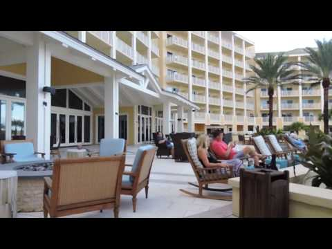 A walk through the Omni hotel at Amelia Island Plantation