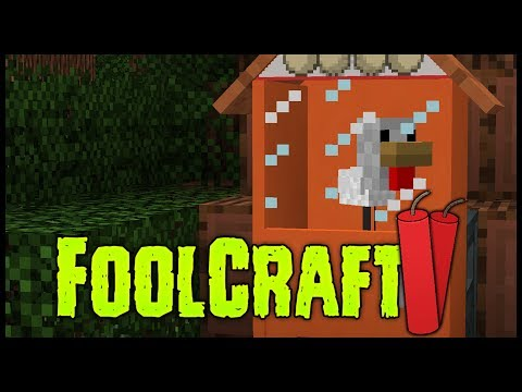 Foolcraft - ep2 - SAMI, EXPERTUL ÎN PUICUȚE | Minecraft Modat