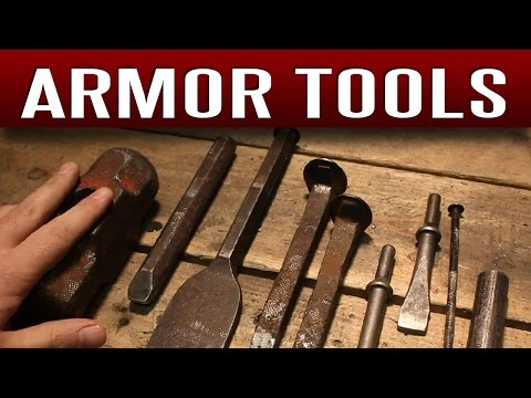 Guide to Armoring Tools (cheap!)