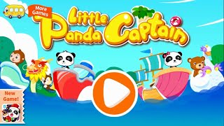 Little Panda Captain | Children Role Play | Education | Kids Games | Gameplay Video | BabyBus Game