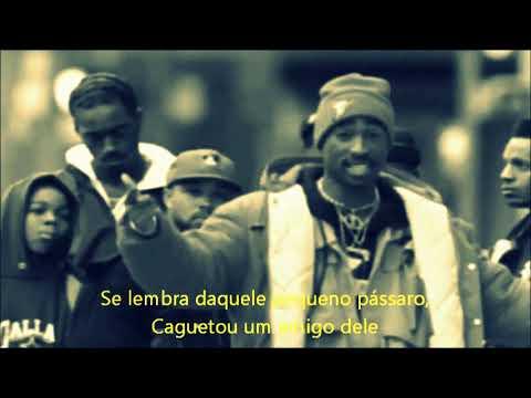 Racionais Mc's feat 2Pac - Homem na Estrada [Legendado] ( NOVA 2013 - VÍDEO HD )