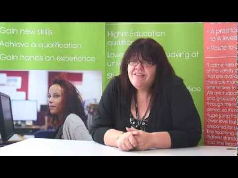 Business Base at Harrow College (presented by Beverley)