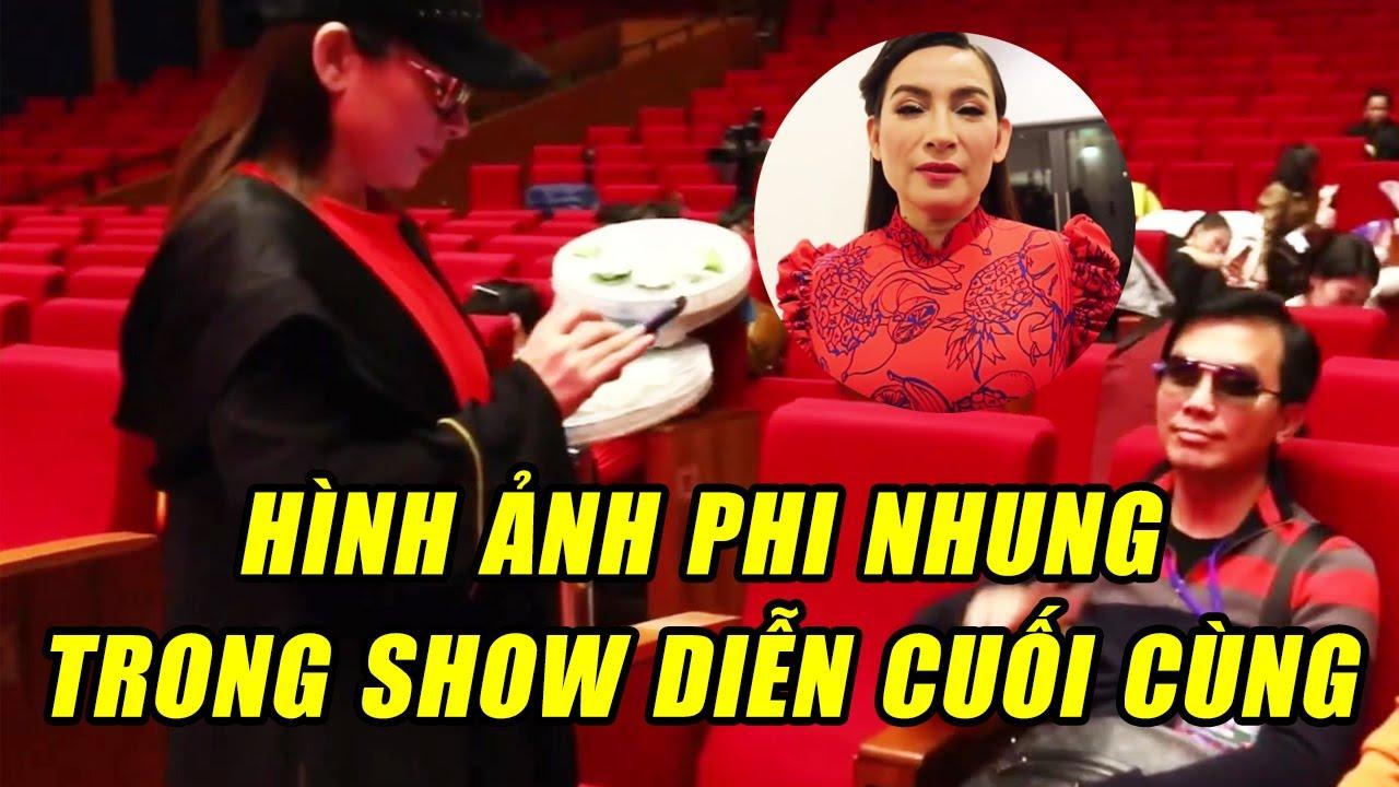 Những Hình Ảnh Của Phi Nhung Trong Show Diễn Cuối Cùng   Song Ca Cùng Mạnh Quỳnh