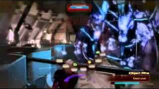 Analysis of Mass Effect 2: Arrival DLC