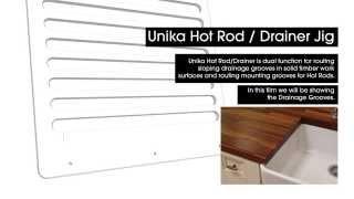 Unika Hotrod/drainer Jig