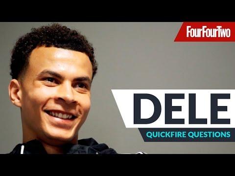 Dele Alli | Quickfire questions