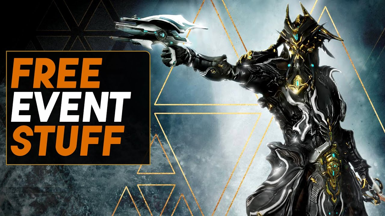 Warframe: Get All The FREE Tennocon Rewards (Athodai Hand Cannon & Hydroid Prime) thumbnail