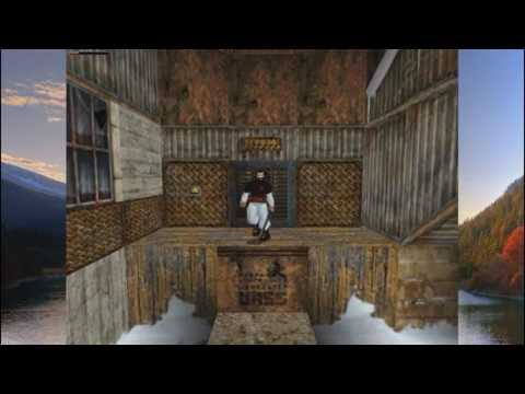 TR2 Gold - Fool's Gold Secrets Glitched Route
