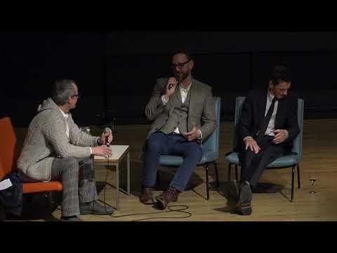 John Hawkes and Elfar Aðalsteinsson Q&A - End of Sentence
