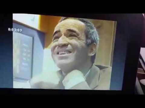 THE VERY LAST GAME OF GARRY KASPAROV IN CLASSICAL CHESS...WATCH THIS EPIC VIDEO..