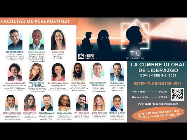 Cumbre Global de Liderazgo Austin