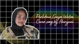 Download Guyon Waton Perlahan ~ Cover song by: Haryani Harsari