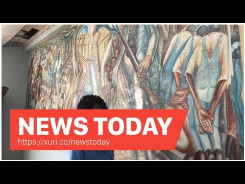 News Today - 2 cultural treasure Houston get Hurricane Harvey conservation emergency funding