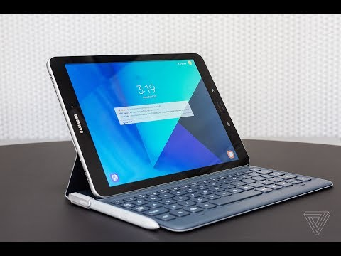 best service 254e8 70e28 SAMSUNG GALAXY TAB S3...THE COVER/KEYBOARD