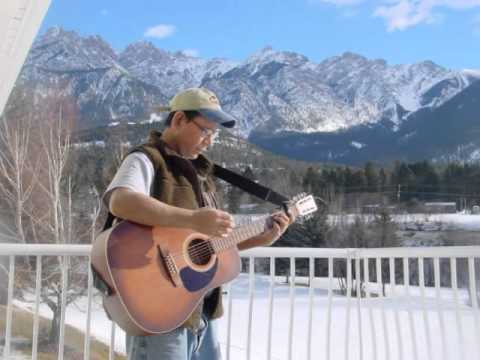 Capt. Kennedy  By Neil Young Cover by Ken Trusler