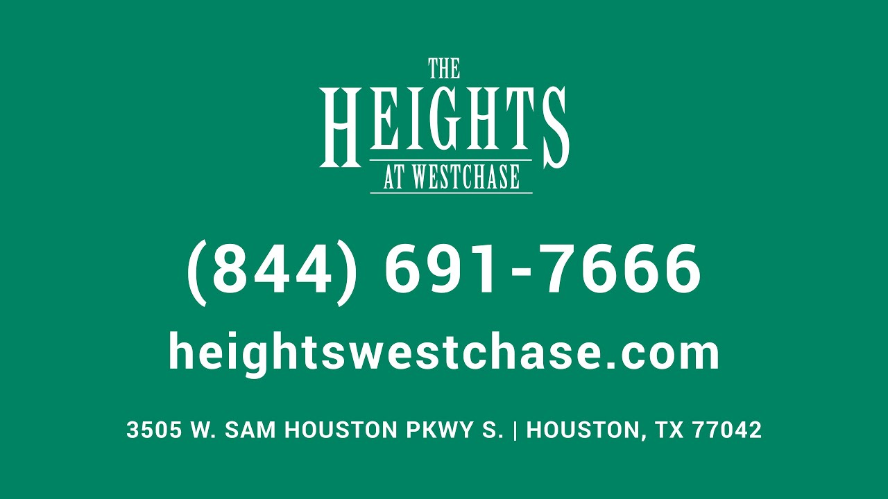 the heights at westchase apartments in houston tx youtube. Black Bedroom Furniture Sets. Home Design Ideas