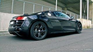 Audi R8 V10 TTR PP-Performance Stage 2 - 620HP!