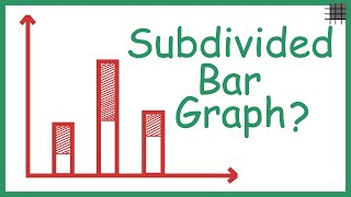 What is a Subdivided Bar Graph?