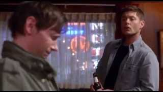 Supernatural  7x18 - Party On_ Garth