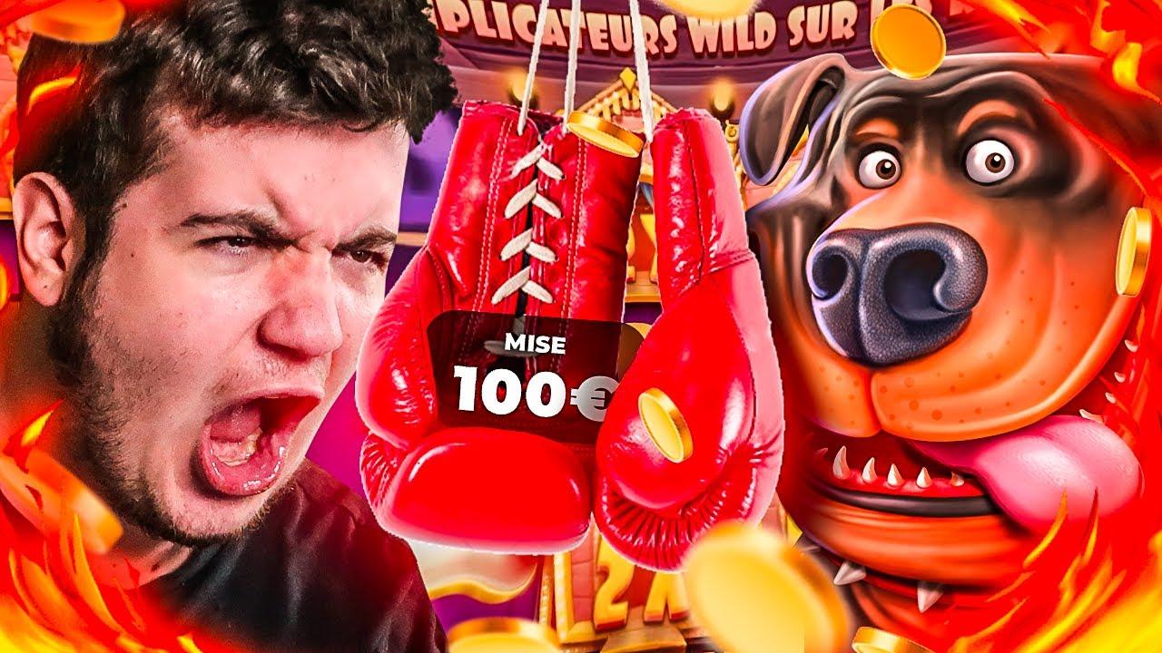 🥊 UN HOMME vs UNE MACHINE À 100 BALLES (BEST OF BIDULE)