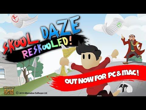Skool Daze Reskooled from YouTube · Duration:  36 seconds