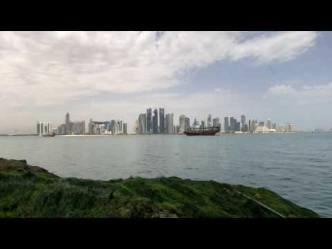 "TV report: Gulf desalinisation plant ""محطات تحلية مياه البحر في الخليج"""