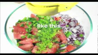 Tuna Salsa Salad