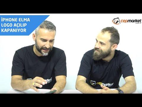Iphone Elma Logosu Açılıp Kapanıyor, Elmada Kalma Sorunu