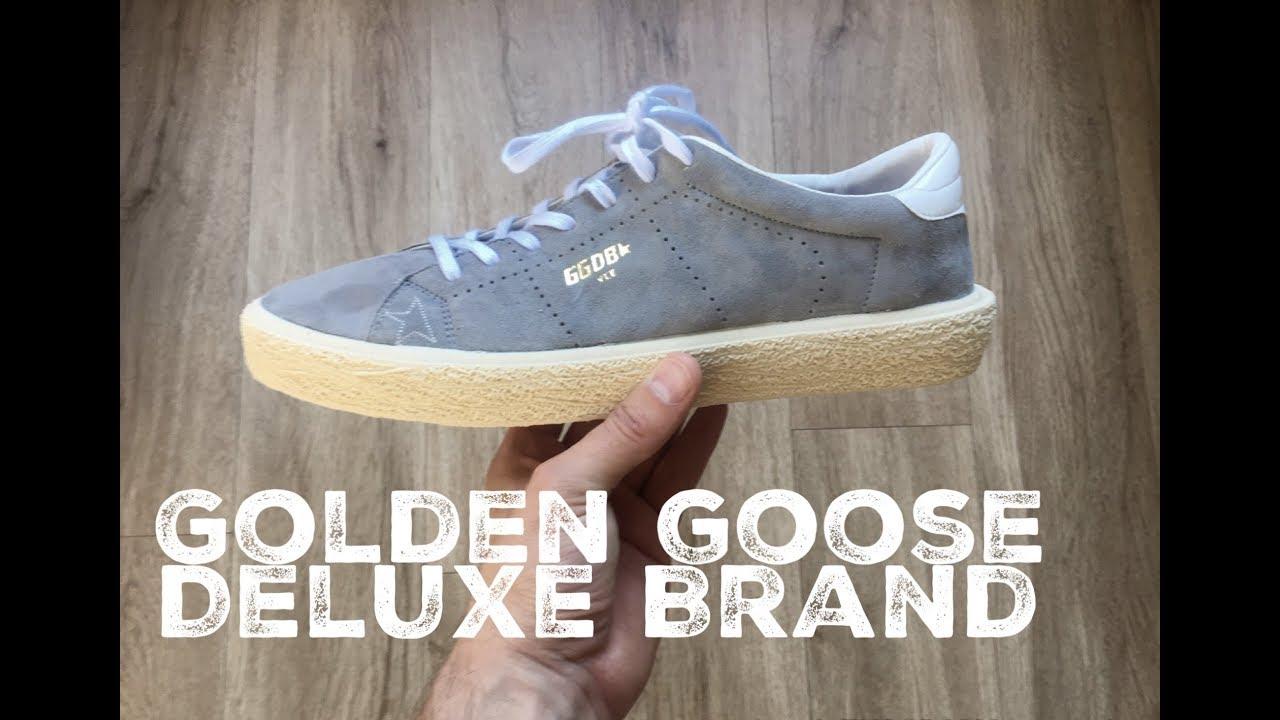 Golden Goose Deluxe Brand Tennis Col
