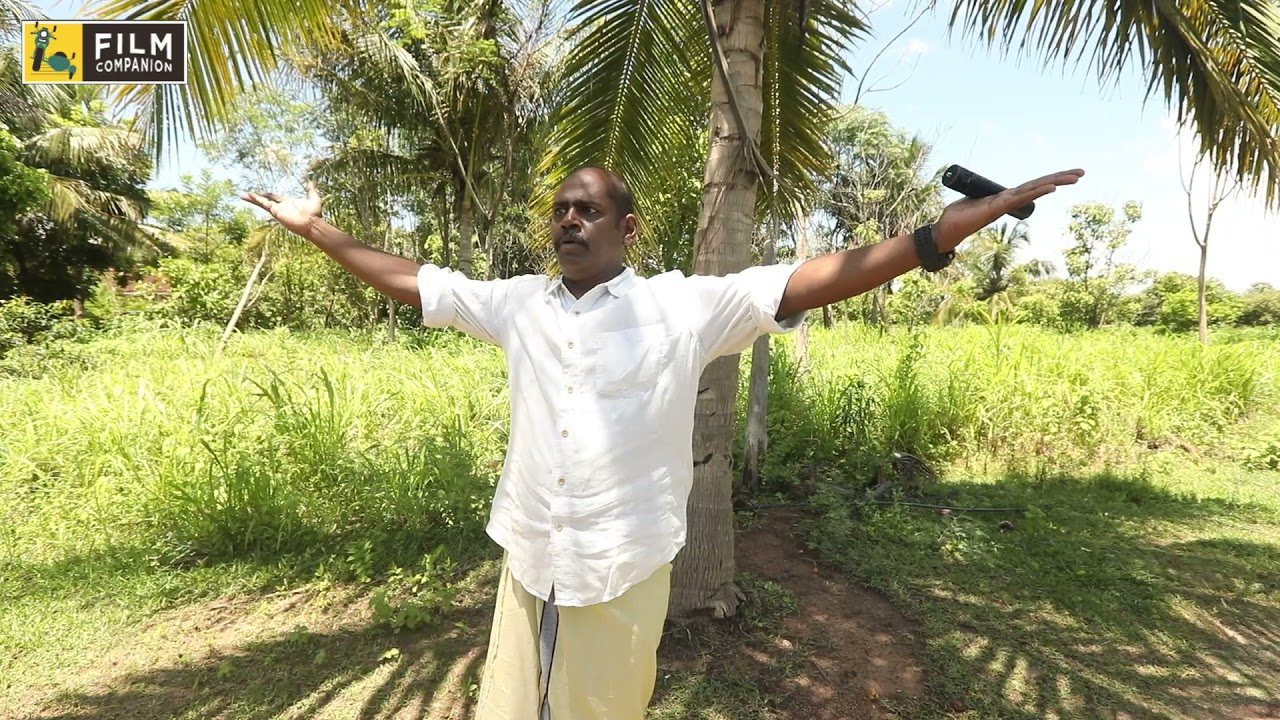 Pasupathy Interview With Baradwaj Rangan   Promo   Masterclass   Sarpatta Parambarai   Ranjith
