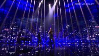 András Kállay-Saunders - Running (Hungary) 2014 First Semi-Final