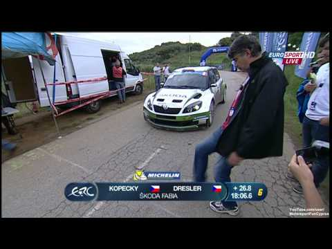 ERC 2013 France Day 2 - SS 11 Live - Part 3/3