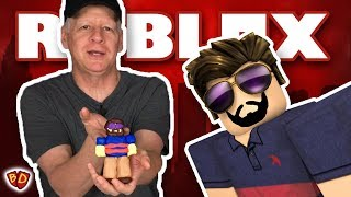 Making Our Roblox Characters in Play-Doh!