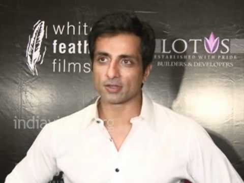 Sonu Sood in bollywood films Maximum and Shootout at Wadala