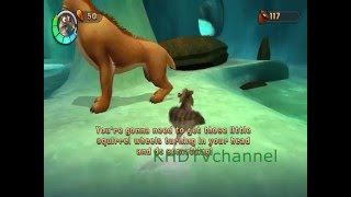 Ice Age 2 The Meltdown PC Walkthrough part 6 - Glacier and Ending