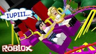 ROBLOX-FUN in the PARK (Robloxia's Wonderland) | Luluca Games