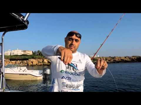 JM GILLIES Classic Bluewater F18....Albacore tuna fishing in Cyprus by Team Anglermania