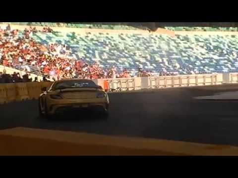 Top Gear Festival Durban 2014: Supercar Collection