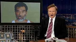 Late Night 'Walker Lever! (Hussein via Satellite, Doritos) 6/21/05