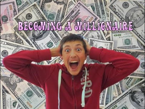 How To Become a Millionaire as a Kid/Teenager!